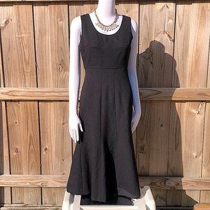 Chanel Black A-Line Dress